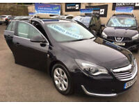 Vauxhall Insignia 2.0 CDTi [163] ecoFLEX SE [Start Stop]