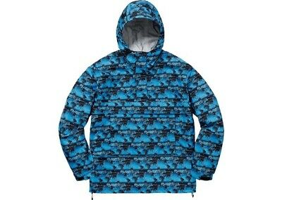 Brand New Supreme World Famous Taped Seam Hooded Pullover XL Royal *BELOW (World Famous Brands)