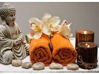 Deep tissue massage / Myofascial release / Thai Massage