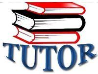 English and Maths Tutor