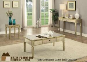 Mirrored Coffee Table on Sale (BD-2386)