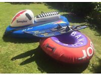 Set of Water Sport Toys