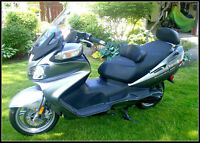 2009 Suzuki Burgman Excecutive for sale
