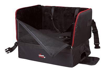 Autositz für Hunde TRIXIE 45 x 38 x 37 cm schwarz