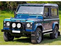 Superbly Restored Defender 50th Anniversary V8 Automatic