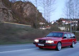 ISO Wanted 1993 1994 1995 Volvo 940 Turbo Wagon