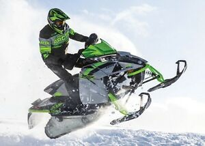 Push pull on 2018 arctic cat Zr 8000 direct injection SP