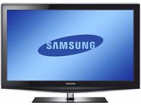 "Samsung 46"" inch FULL HD 1080p TV Screen Flat LCD Television Freeview HDMI USB Media Player"