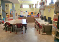 IMMEDIATE! Une Place $7.30 à Laval - One Daycare Space in Laval