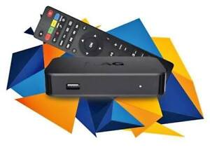 MAG 322W1 IPTV With Built In Wifi Set-Top Box