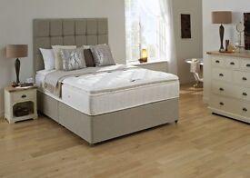 King Koil Sensation Super Kingsize Bed £1200