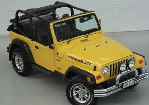 2000 jeep tj 120000 km use parts standart trany sky lift