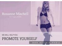 WORK / JOBS WANTED - MODELLING - ROXANNE MITCHELL MODEL