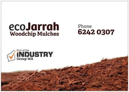 ecoJarrah Products ― Wood-chip Supplies & Spreading Services ― Perth Region Preview