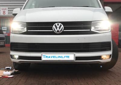 Canbus Error FREE VW T6 Transporter H11 LED Fog Light Bulbs