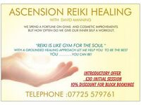 ASCENSION REIKI HEALING
