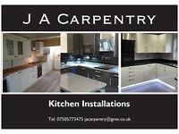 J A Carpentry Kitchen Installations