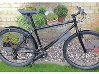 kona smoke mountain bike can deliver