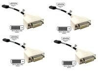 43N9160 Lot of 10X Lenovo Genuine Displayport to DVI Cable Adapter Dongle P//N