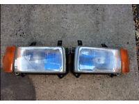 VW T4 HEAD LIGHTS