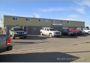 Shop for sale or lease