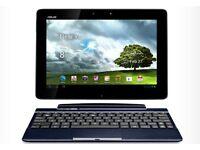 "Asus Transformer Pad TF300T 10.1"" Android Tablet/Keyboard Dock Dark Blue"