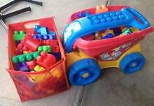 Mega Blocks Cart & Blocks Liverpool Liverpool Area Preview