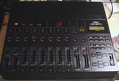 Yamaha DMP-7 Eight Channel Mixer..Rare Vintage!