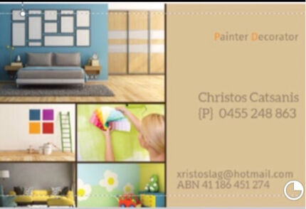 Painting Decorator  Dandenong Greater Dandenong Preview