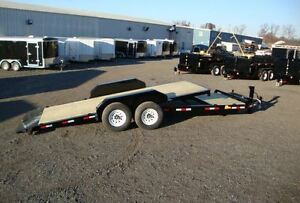 Cushion Tilt Low Bed Floats & Car Haulers