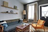 4.5 FURNISHED SUBLET OCT-MAY