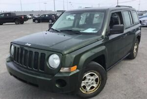 Jeep Patriot 2008 Sport 4x4 automatique avec 145 000 km.
