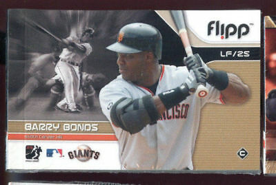 2002 Flipp Books Barry Bonds Flippbooks Baseball Flip Book Sports Flipptastix