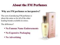 FM Perfume And Aftershave