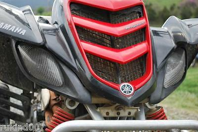 Yamaha RAPTOR 660 BLACK Head Light Covers headlightyfz,gytr USA TRACKING