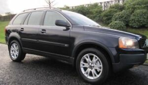 Used VOLVO As IS (2005 XC90)
