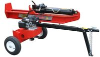 log splitter rental