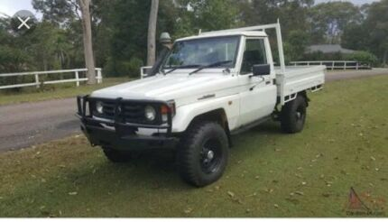 Wanted: Looking for a landcruiser Ute
