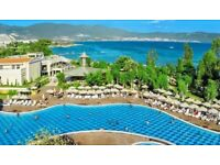 2 week all inclusive holiday for 2, Turkey!