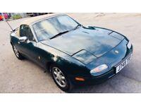 MK1 Mazda MX5 Eunos 1991 1.6 Import V Spec edition