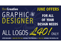 Graphic Design Services *June Offers*