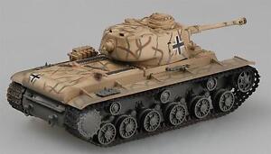 EASY MODEL® 36284 WWII German KV1 Pz.Kpfw.756 Fertigmodell in 1:72