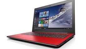 "Lenovo Ideapad 310 - 80TV00RYUK - 15.6"" Laptop Intel Core i5-7200U 8GB 1TB Windows 10 - Red"