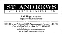 Insurance Broker of all Types - Free Quotes and Counselling