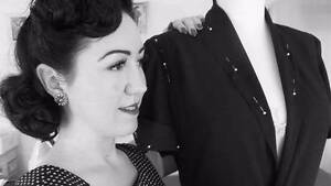 Evelyn Wood - Learn to Sew Vintage or refashion op shop clothes! Coorparoo Brisbane South East Preview