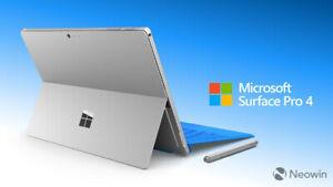 STORE SALE - Microsoft Surface Pro 4 i5, 256GB, 8GB RAM