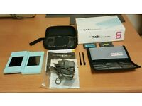 BOXED NINTENDO DS LITE BUNDLE WITH EXTRAS