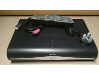 Sky HD box with remote and HDMI cable