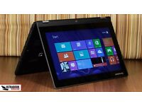 "Lenovo Yoga 3 Intel M , 128gb SSD ,8GB ram , 11.4"" screen ,Win 8"
