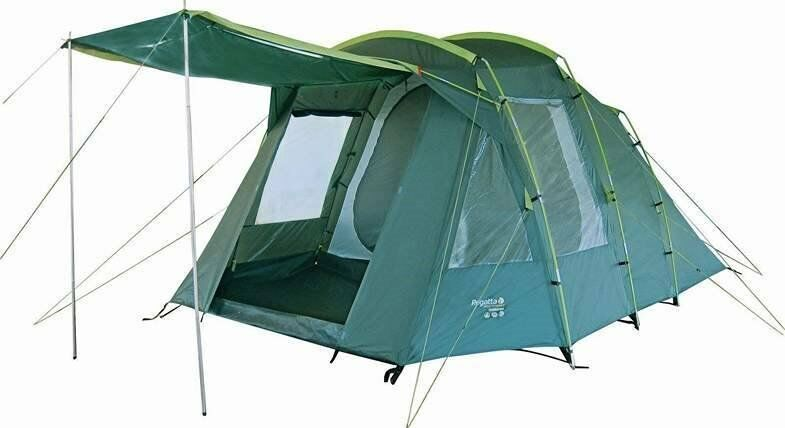 Regatta 4 Man Family Tent  sc 1 st  Gumtree & Regatta 4 Man Family Tent | in Glastonbury Somerset | Gumtree